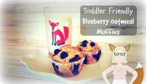 Blueberry Oat Muffins image
