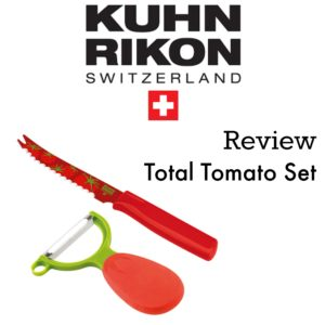 Kuhn Rikon Total Tomato Set