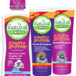 The Natural Dentist Organic Toothpaste