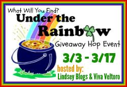 Under the Rainbow Blog Hop