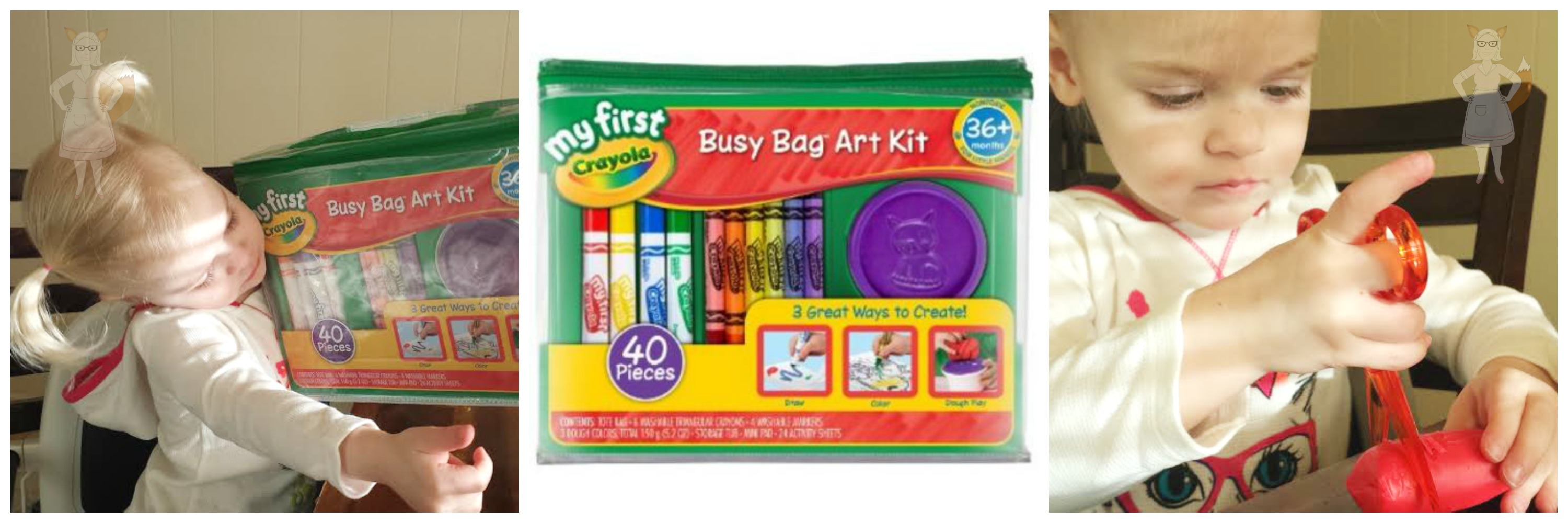 Busy Bag 1