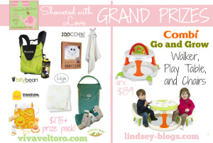 Showered Grand Prize Image