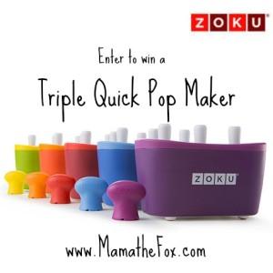Giveaway Zoku