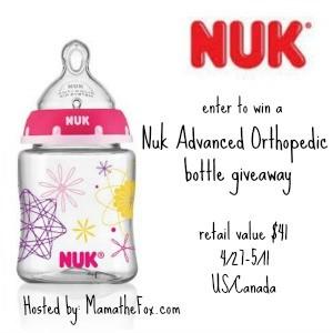 Nuk Giveaway