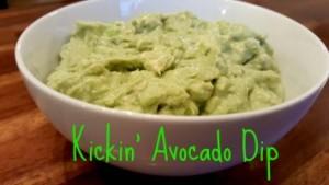 Kickin Avocado Dip