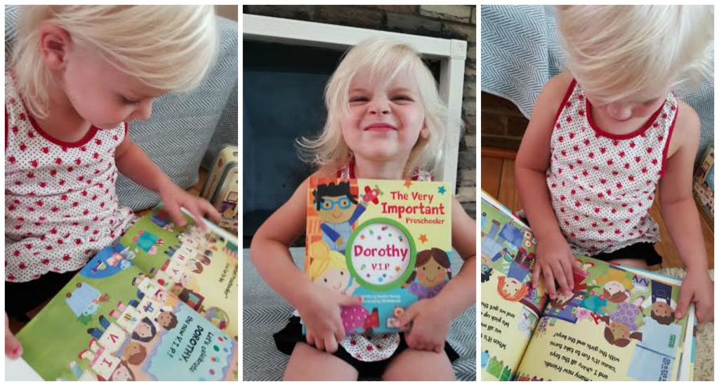 personalized storybook
