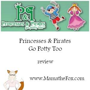 Princesses and Pirates Review