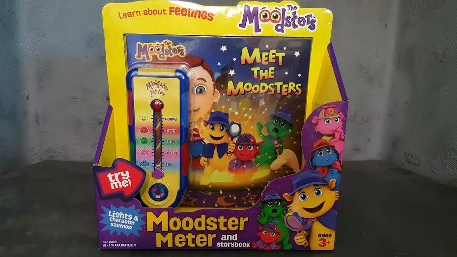 Moodsters - Meter