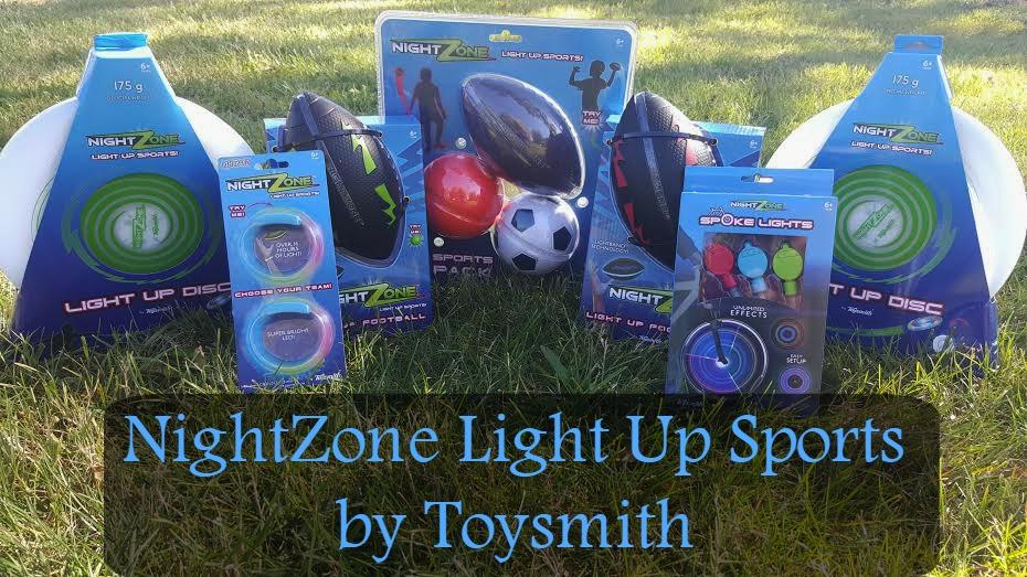 Light Up Sports by Toysmith