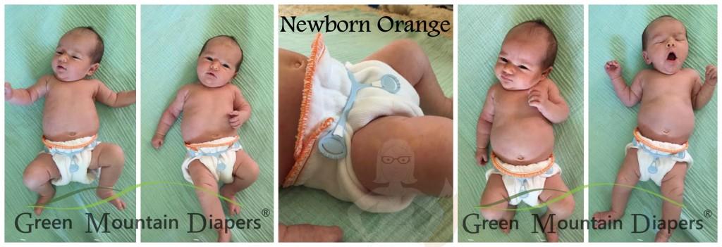 Newborn Orange B
