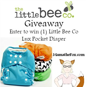 Little Bee Giveaway