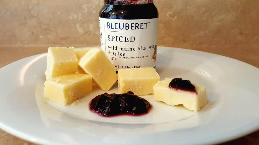 maine blueberry & spice