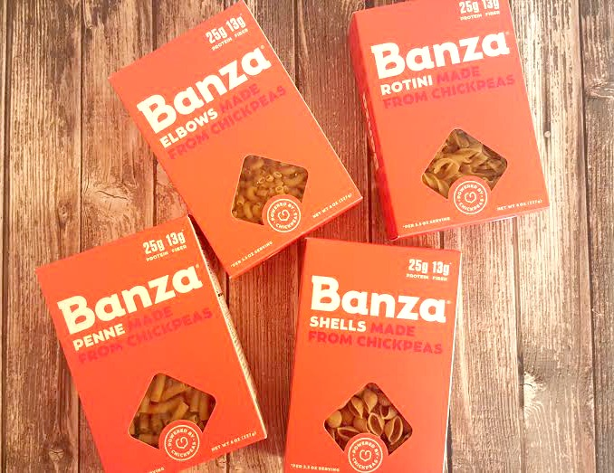 Banza Noodles