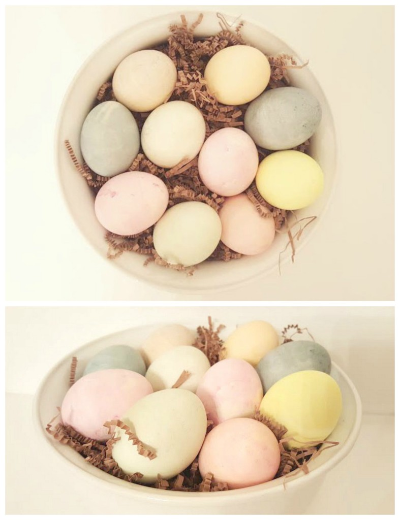 color garden eggs