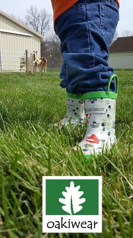 Oakiwear boots