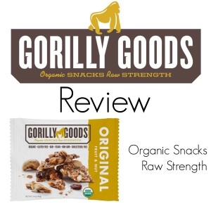 Gorilly Goods Review