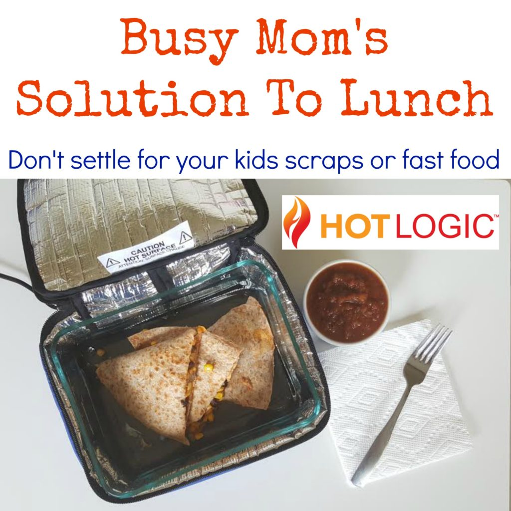 busy moms lunch