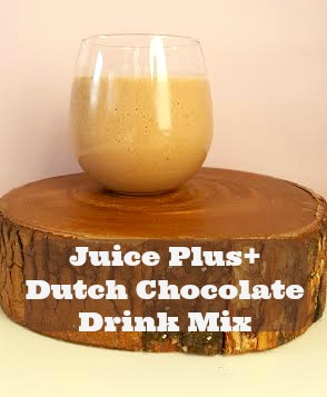 dutch chocolate juice plus