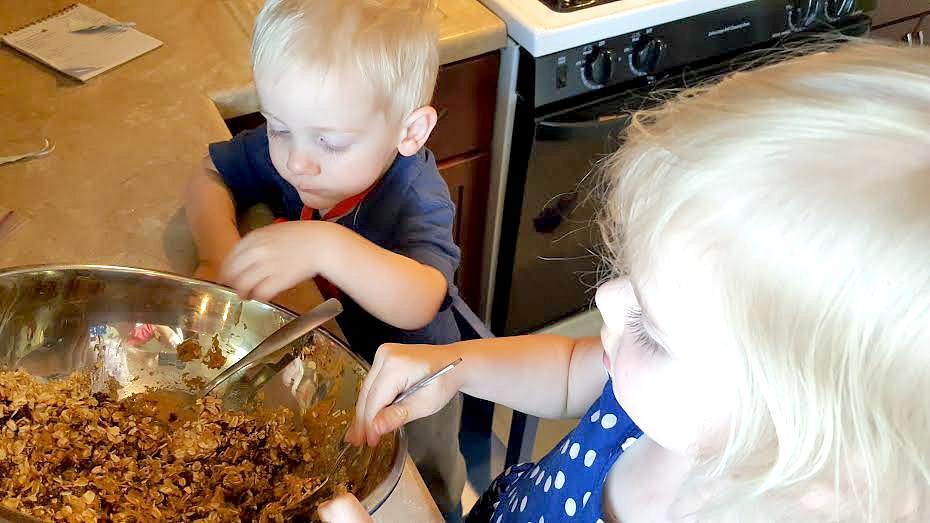 little helpers no bake