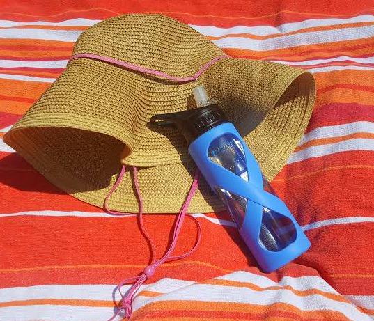 santevia at the beach