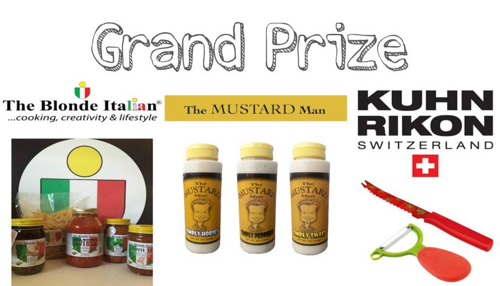 Backyard Hop Grand Prize Image