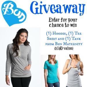 Bun Maternity Giveaway 300