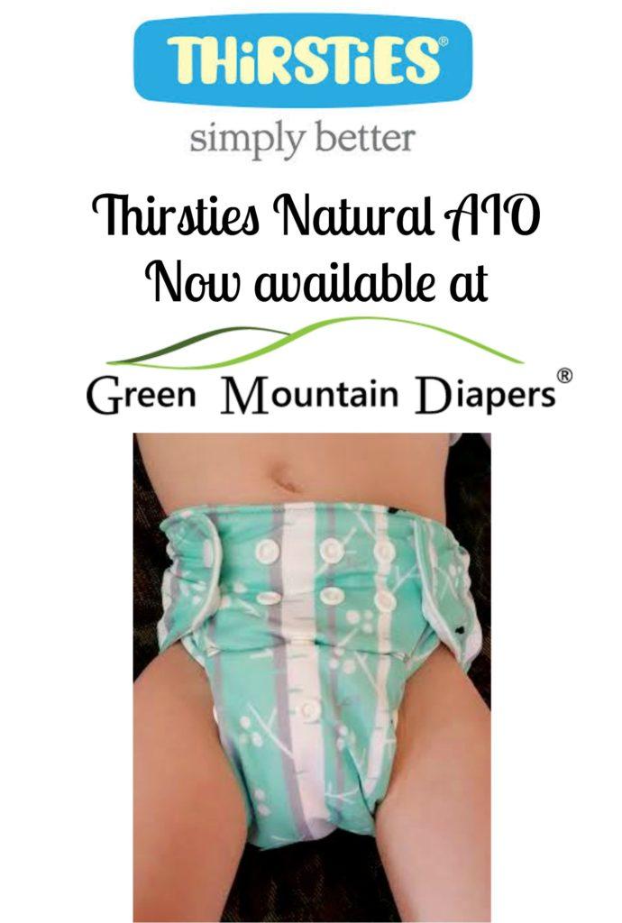 New Thirsties Natural AIO