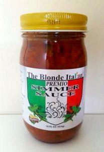 The Blonde Italian Simmer Sauce