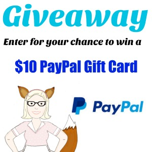 Giveaway PayPal 300
