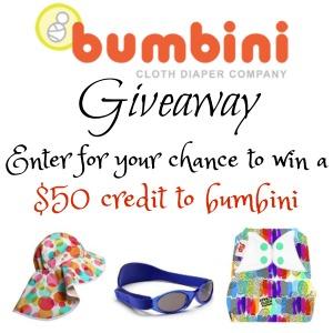 Bumbini Giveaway 300