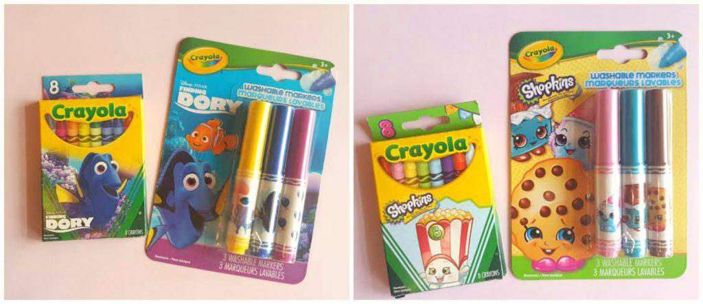 Crayola Finding Dory