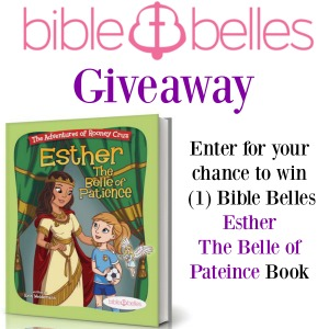 Esther The Belle of Patience Giveaway 300