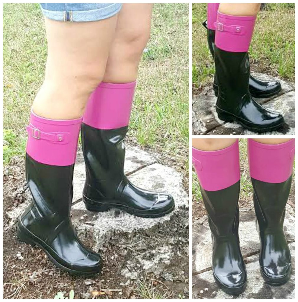 Oakiwear Womens Boot Collage