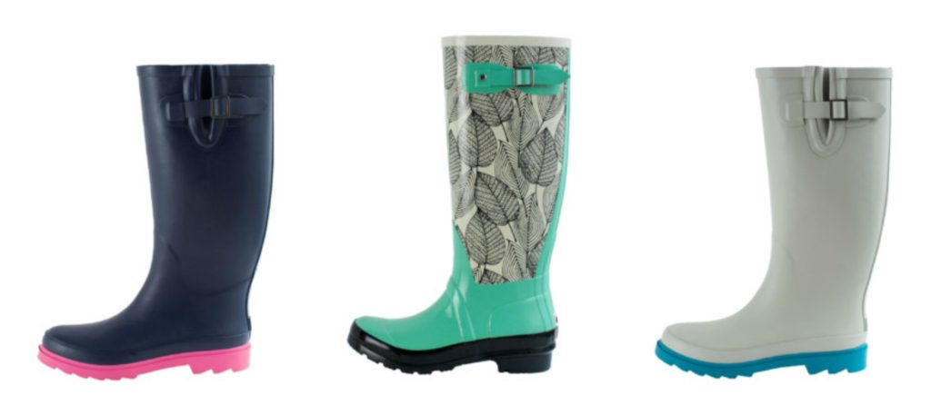 Oakiwear Womens Boots Collection