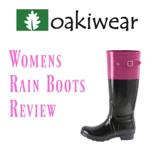 Oakiwear Womens Boots Review