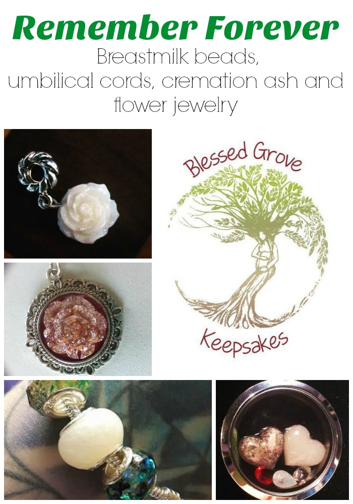 Remember Forever Blessed Grove Keepsakes