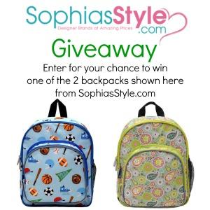 SophiasStyle Giveaway