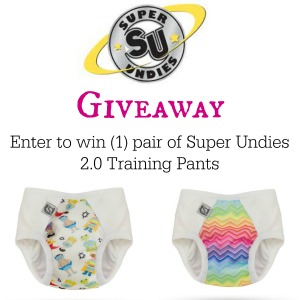 Super Undies Giveaway 300