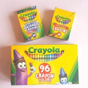 crayola crayons 2016