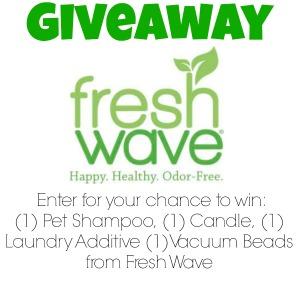 Fresh Wave Giveaway 300