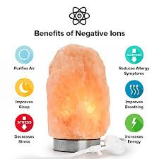 Do Salt Lamps Work For Migraines : MamatheFox - Levoit Hand Carved Natural Himalayan Salt Lamp - MamatheFox