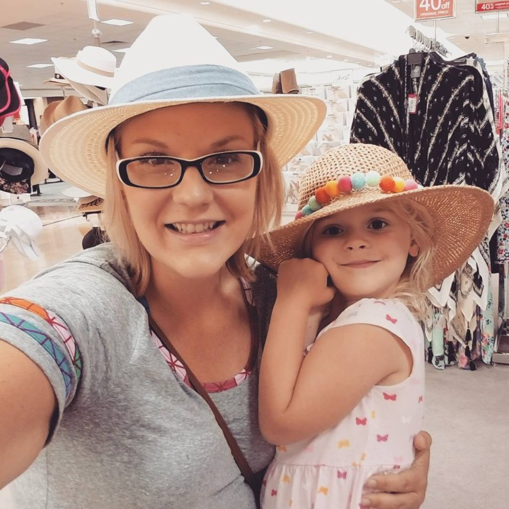 Like mother like daughter kidsofinstagram floppyhats fashion shopping shoptillyoudrop Dillardshellip