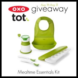 Mamathefox Oxo Mealtime Essentials Giveaway Mamathefox