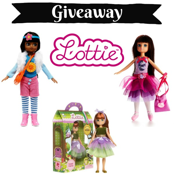 Enter the Lottie Doll Giveaway. Ends 11/4