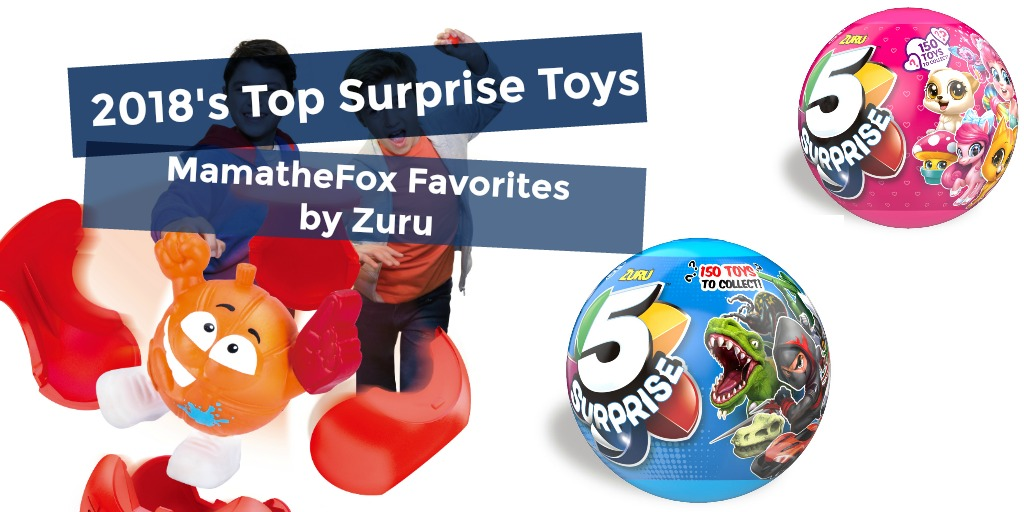 2018 Popular Toys : Mamathefox the hottest new surprise toys