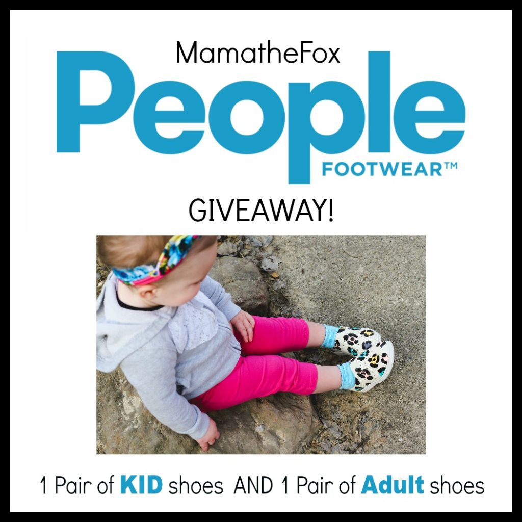 People Footwear Giveaway Ends 4/21